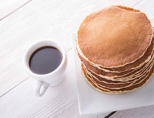 Pancake al caffè