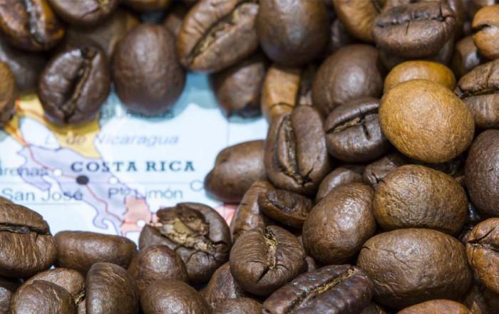 caffè in Costa Rica
